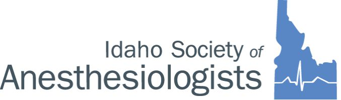 Idaho Society of Anesthesiologists Logo